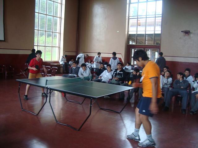 Campeonato Tenis de Mesa 2009