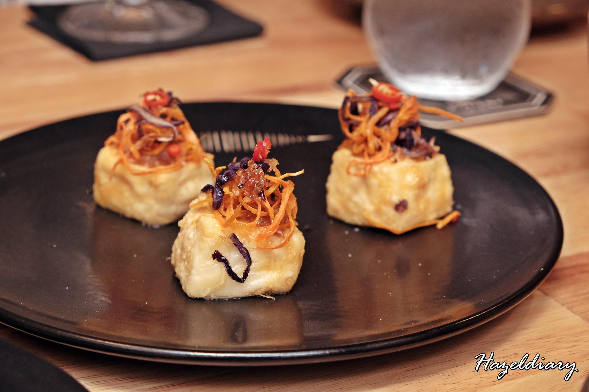 The Sampan Restaurant-Silken Tauhu