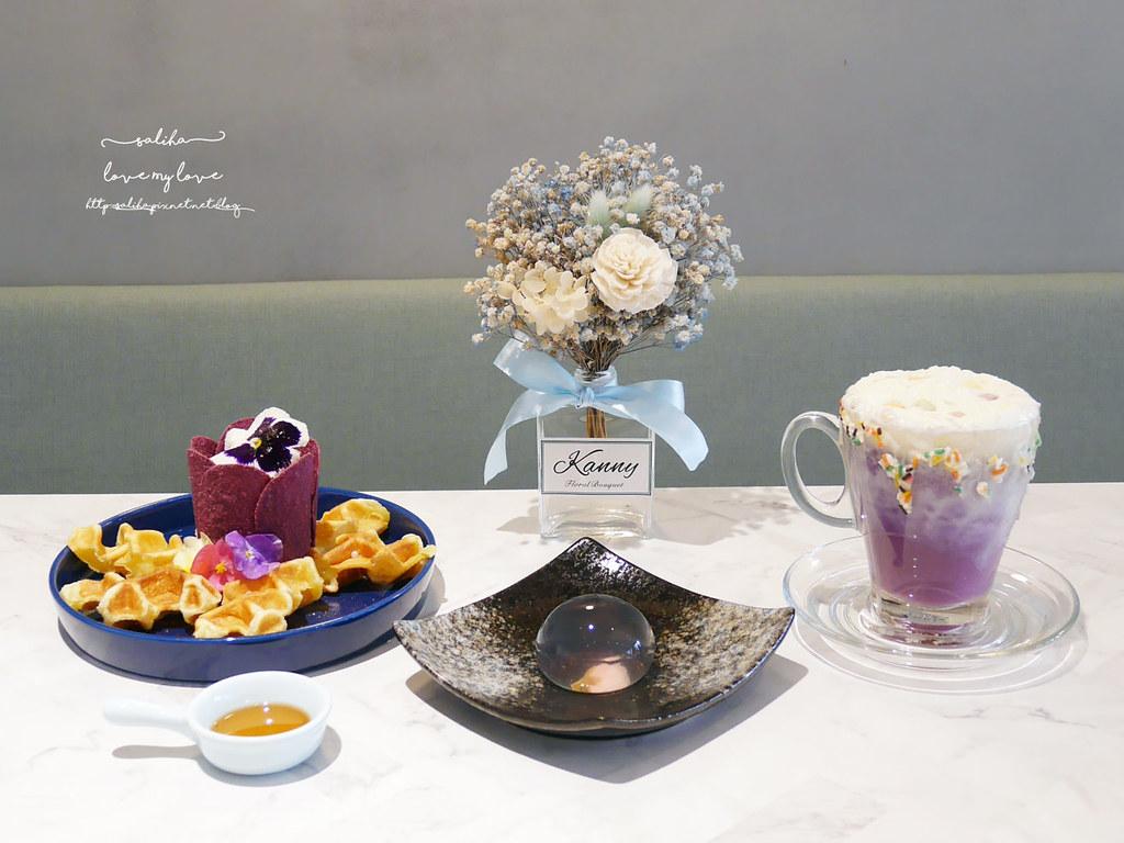新北板橋Chic Chic夢幻咖啡廳下午茶浮誇系甜點冰品ig打卡美食  (5)