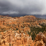 9. Mai 2019 - 12:56 - Spring storm over Bryce NP