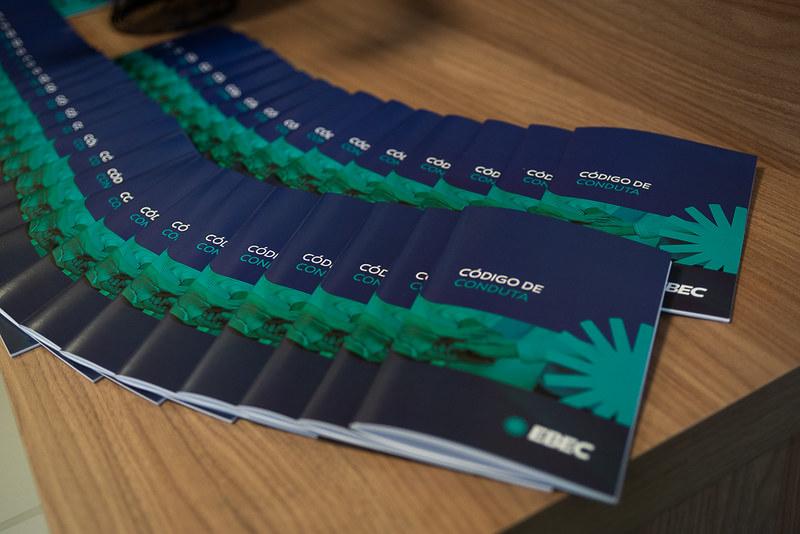 Evento de Lançamento Código de Conduta EBEC