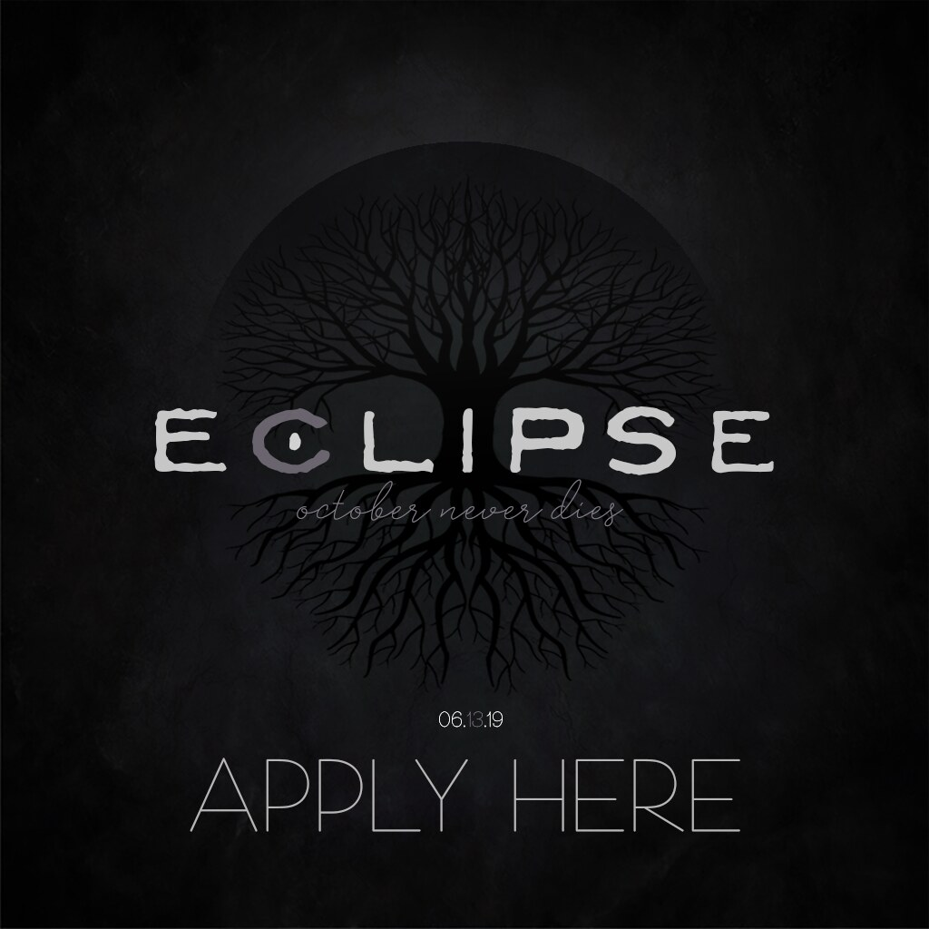 ECLIPSE Poster APPLY HERE – June