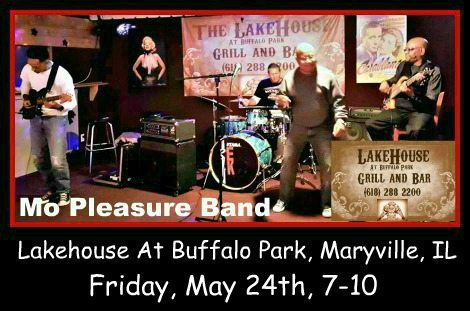 Mo Pleasure Band 5-24-19