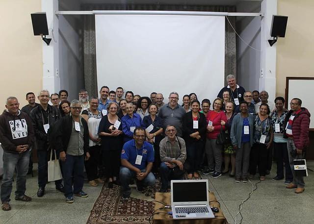 Formação Pastorais Sociais - Forania Bonsucesso