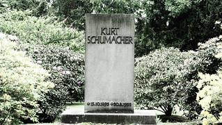 Kurt Schumacher - ein Gründervater