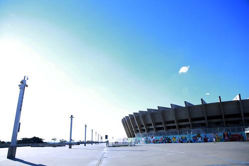 Comissão de Direitos Humanos e Defesa do Consumidor - Visita técnica - Finalidade: Vistoriar as mudanças realizadas no Estádio Governados Magalhães Pinto (Mineirão) para melhorias das condições de acessibilidade.