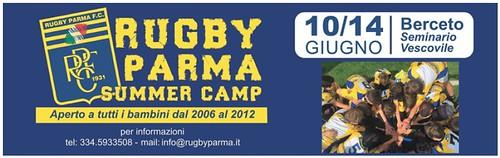 Gazzetta di Parma 22.05.19 - SUMMER CAMP
