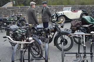Classic Motorcycles - Beamish Living Museum