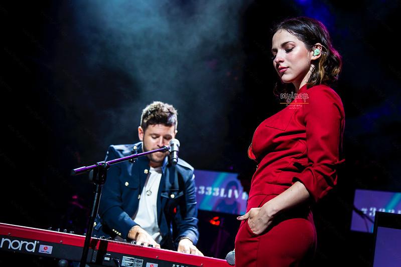 Paty Cantú & Pablo López - Deluxe Live