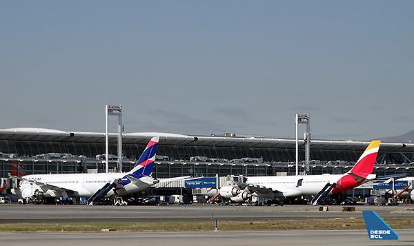 LATAM e Iberia SCL (RD)