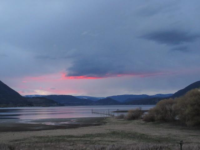 Last morning in Salmon Arm