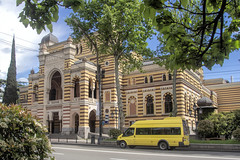 Georgian National Opera Theater, Tbilisi