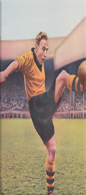 picture of Billy Wright