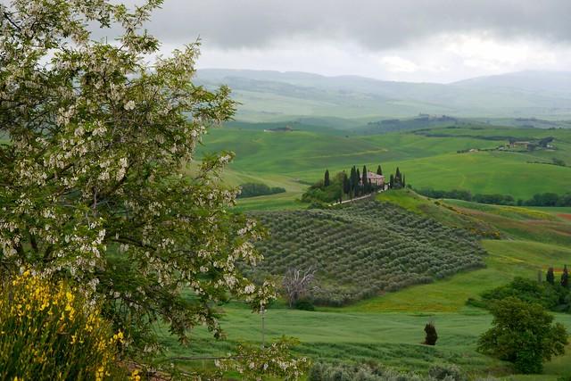Frühling in der Toskana / Springtime in Tuscany