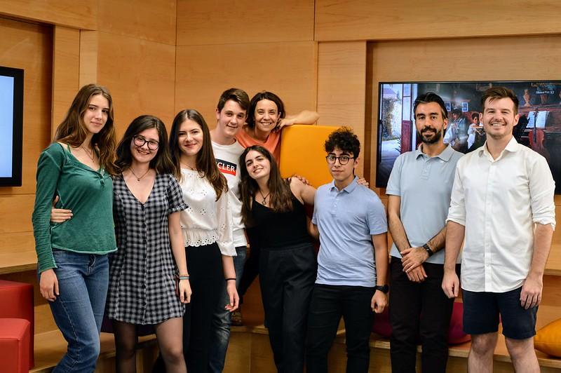 TED-Ed Club Anatolia High School event 2019