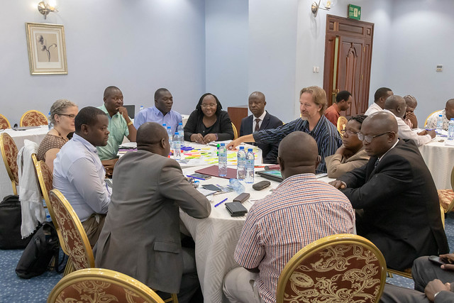 On 30 April 2019, ILRI launched the Program for Climate-Smart Livestock Systems (PCSL) in Kampala, Uganda.