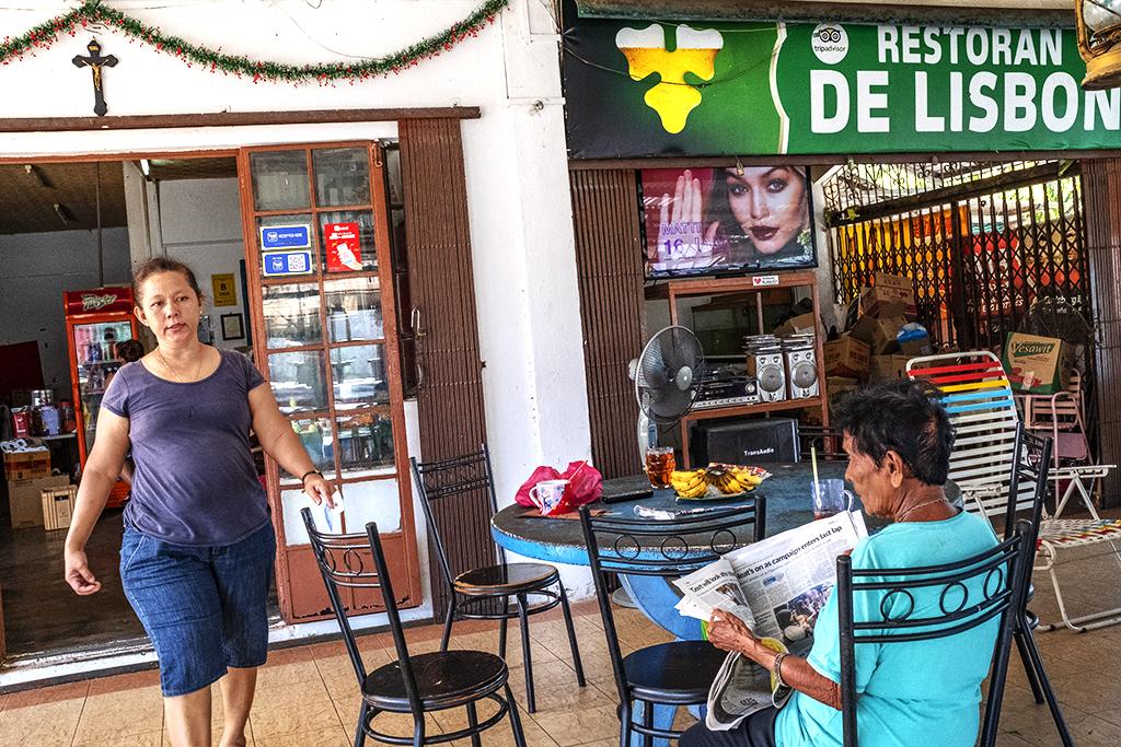 Restoran de Lisbon--Malacca 5