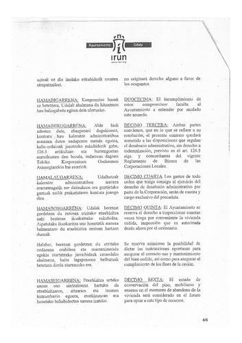 Contrato Vivienda Social Ayuntamiento de Irun - 04