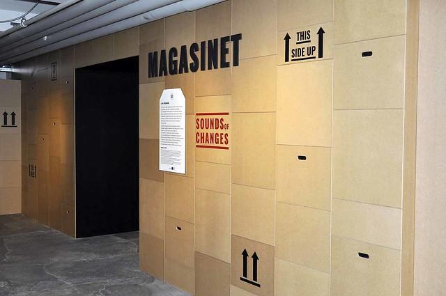 Magasinet i Laxholmskällaren