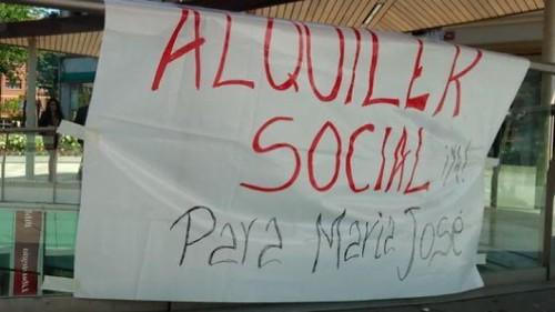 Un Alquiler social para María Jose