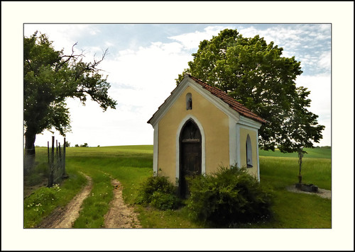 Innviertel - Kapelle in Würtling, Zell an der Pram