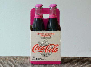 British Columbia Raspberry Coca-Cola