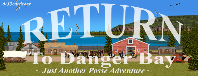 Return to Danger Bay Banner ©Jack Boardman