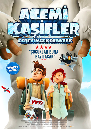 Acemi Kaşifler: Görevimiz Kocaayak - Mission Kathmandu: The Adventures of Nelly & Simon (2019)
