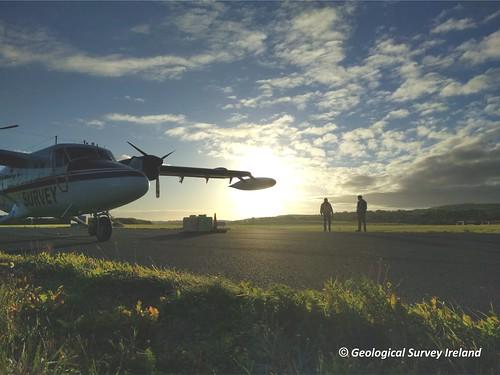 tellus airborne survey 2018