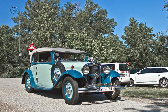 Steyr 30 S Luxus-Kabriolett 1932 (0920)