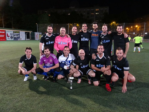 ROCHE GIS, CAMPEON SALUD EUROPA LEAGUE