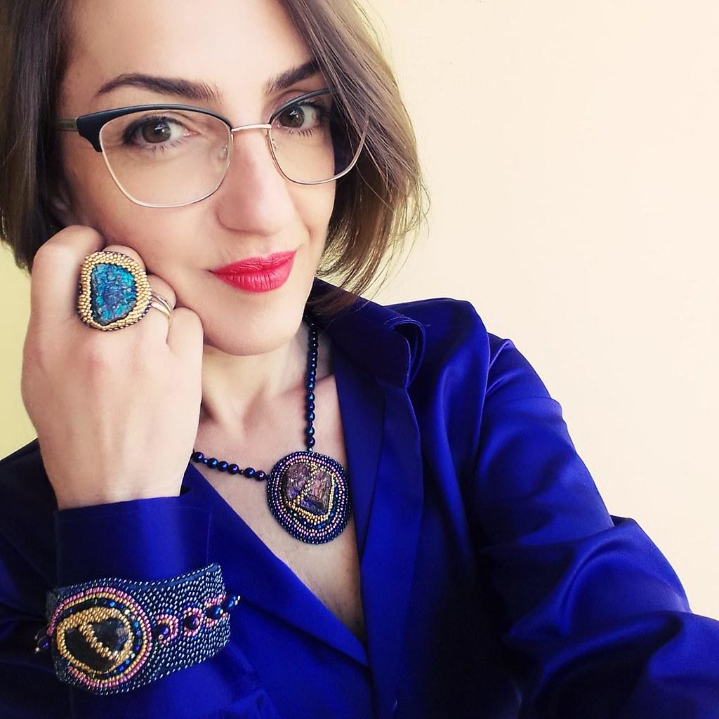 Martha Mollichella Handmade Jewelry Italy