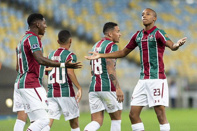Fluminense 4 x 1 Atletico Nacional