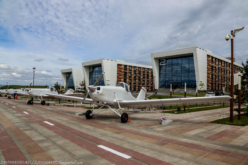 Вся правда про новый авиазавод в Казани