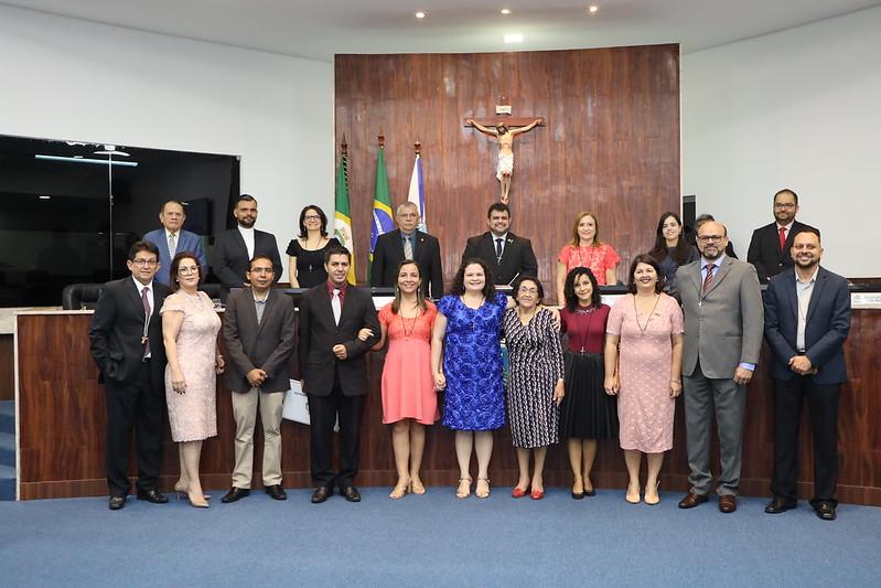 Sessão Solene em homenagem aos 35 anos da Comunidade Recado (22.05.2019)