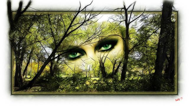 Green Eyes 👠👠👠