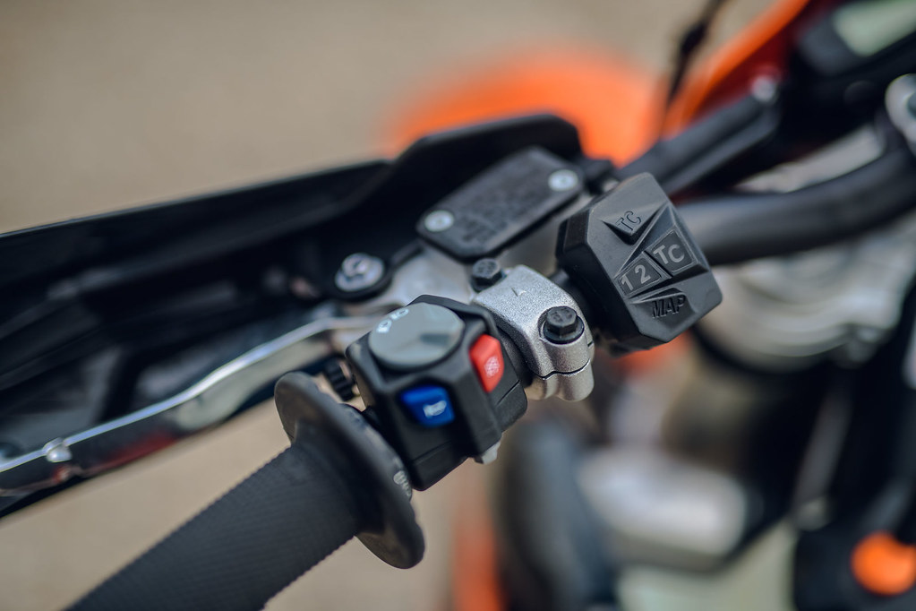 KTM 350 EXC-F 2020 - 3