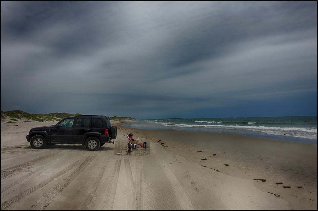5-23-19 - Beach camp