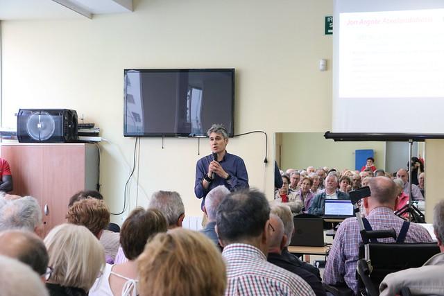 Conferencia Atención Primaria / Sense4Care