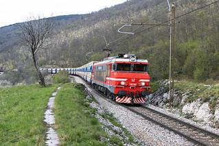 363 029 Prešnica Junction, 09-04-2019.