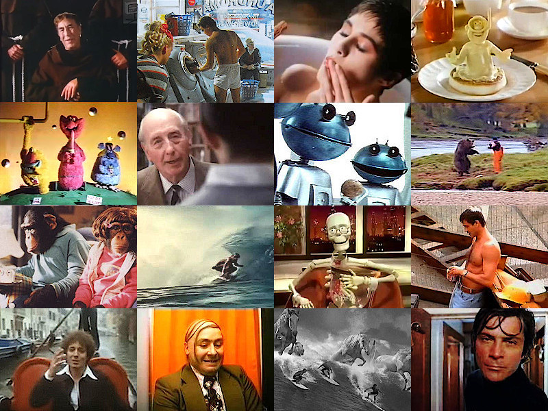 Pick a Classic British TV Advert Quiz - By hellofromUK