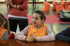 Una de las 11 participantes de la segunda edición del proyecto.
