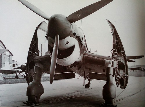 Junkers Ju-87C Casar with folding system for aircraft carrier duties.