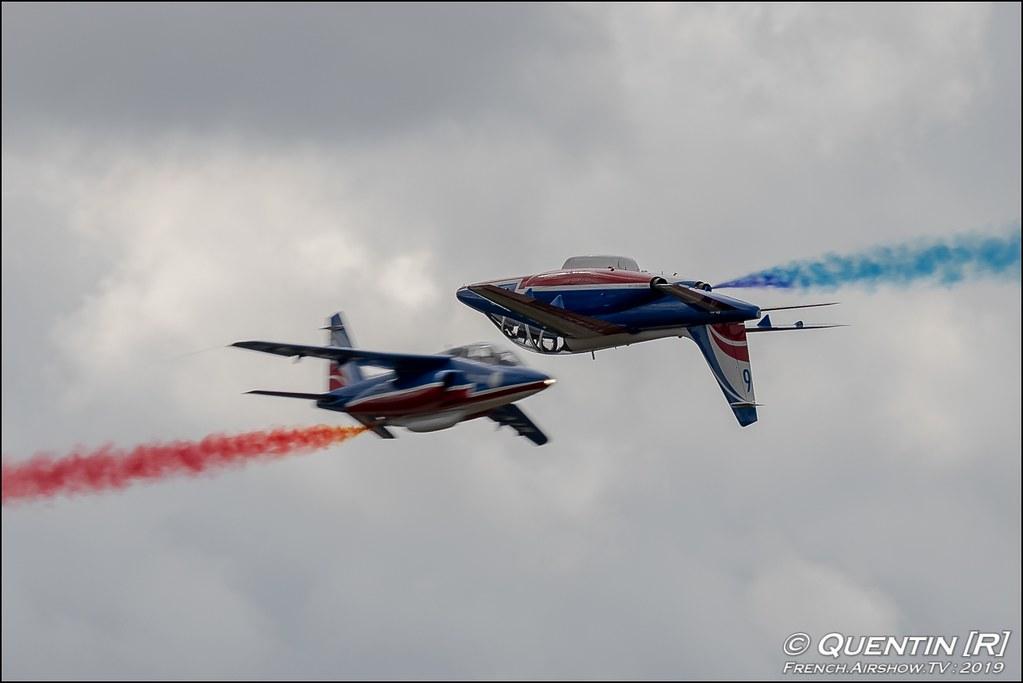 Patrouille de France Nato Tiger Meet 2019 BA118 de Mont de Marsan Canon Sigma France French Airshow TV photography Airshow NTM 2019
