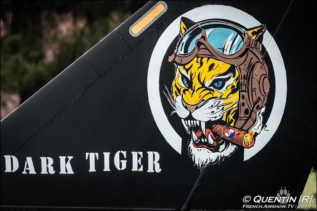 Nato Tiger Meet : BA-118 Mont de Marsan 2019