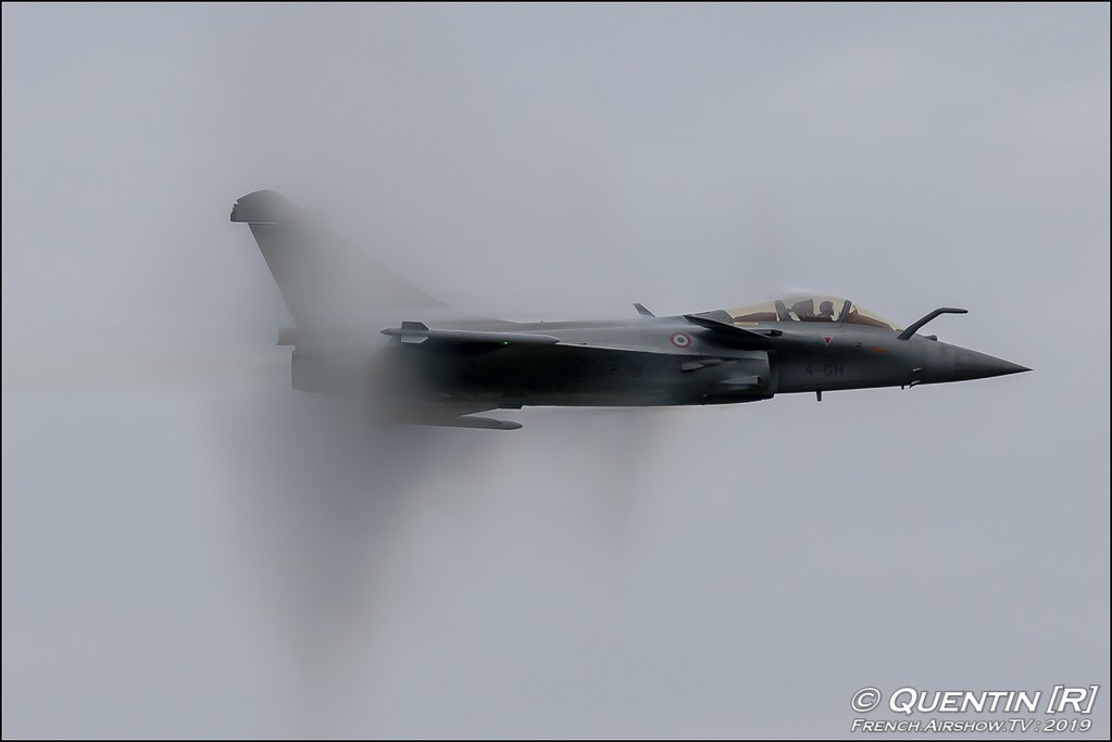 Rafale Solo Display Nato Tiger Meet 2019 BA118 de Mont de Marsan Canon Sigma France French Airshow TV photography Airshow NTM 2019