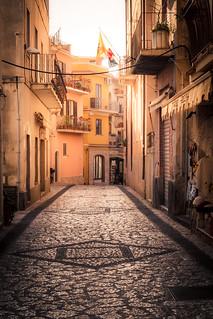 Castelmola Street II