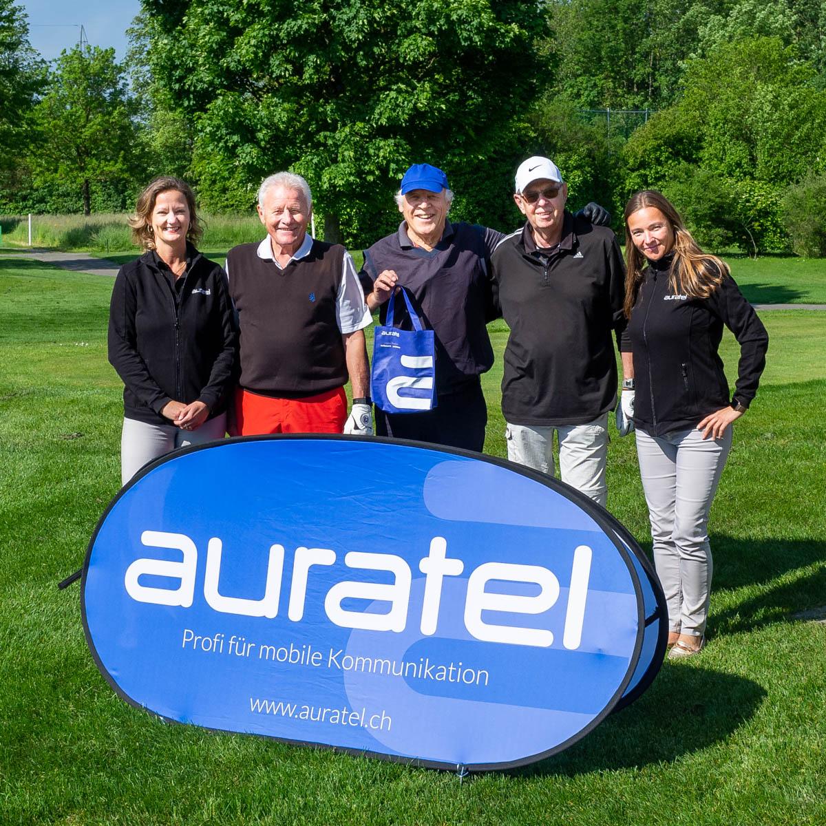 Auratel Seniors Invitational 2020