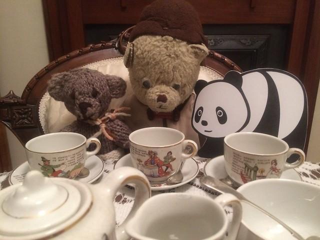 Paddington and the Panda
