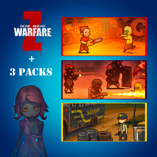 Thumbnail of DEAD AHEAD: ZOMBIE WARFARE&3 Packs on PS4